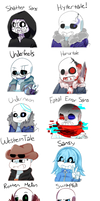 Boatload of Sans 2