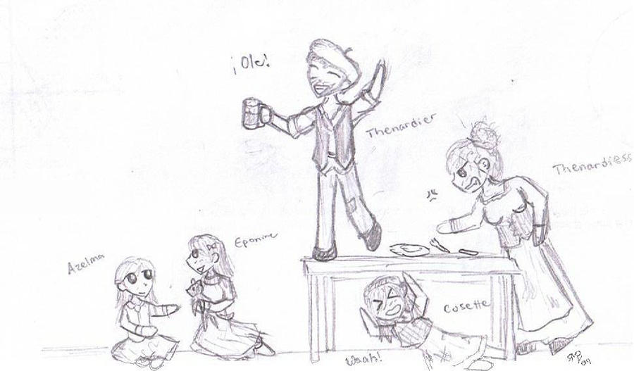 les miserables coloring pages les mis chibi stuff 2 by yearoftheferret on deviantart