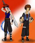 Shin VS Hajime