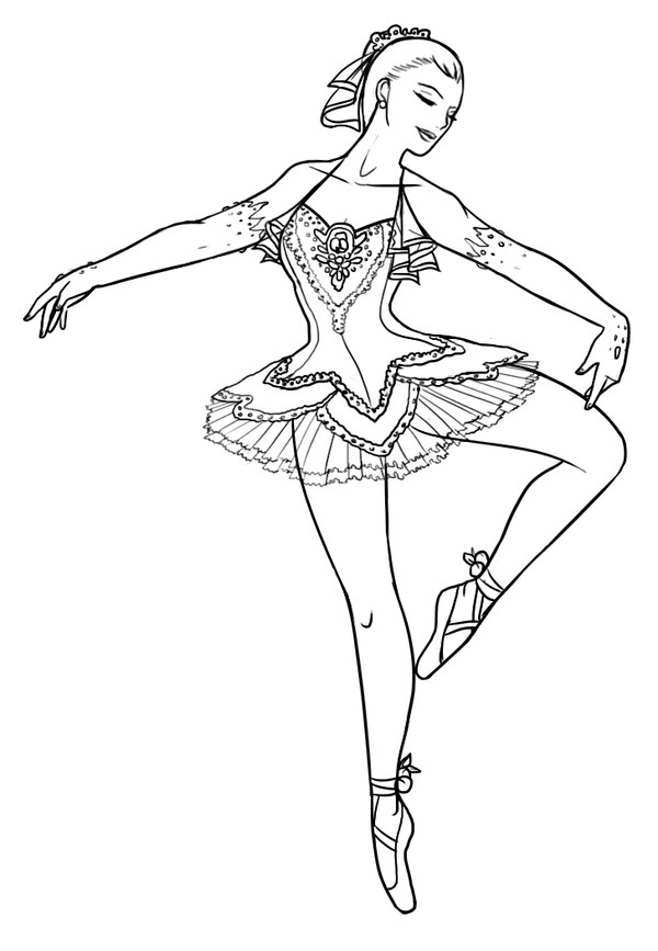 sugar plum fairies coloring pages - photo#2
