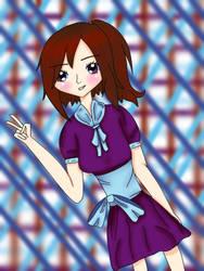 Yumene Keira UTAU by YumiMegpoid