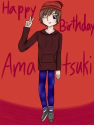 Amatsuki's Birthday!! (very late)