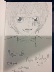 Mafumafus Birthday!!