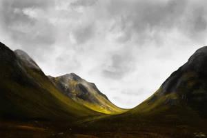Landscape study by tinaperko