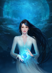 Daughter of The Moonlight
