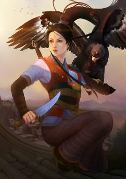 Village Heroine