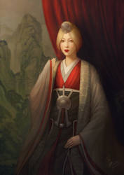 Shiori by InaWong