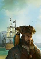 Treasure Island by InaWong