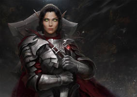Knight-Lord Nystiri Ash'amare