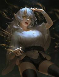Yuki by InaWong