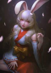 Aki by InaWong