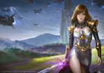 Katarina : The One Goddess Book 1