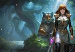 Katarina : The One Goddess Book 2