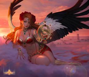 Mythgard-Adorner of Fertility Ring of Birth