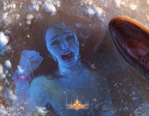 Mythgard-Locked in ice