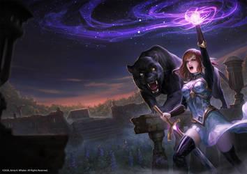 Katarina: The One Goddess Book 3