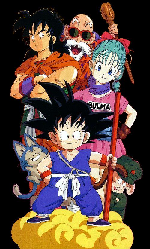Goku bulma genio iamco puar e oscar by 19onepiece90 on deviantart - Goku e bulma a letto ...