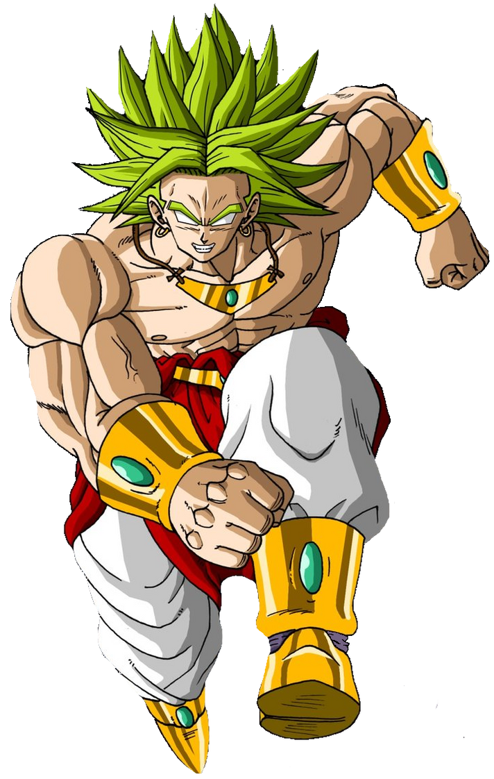 Kid Broly Drawing | www.imgkid.com - The Image Kid Has It!