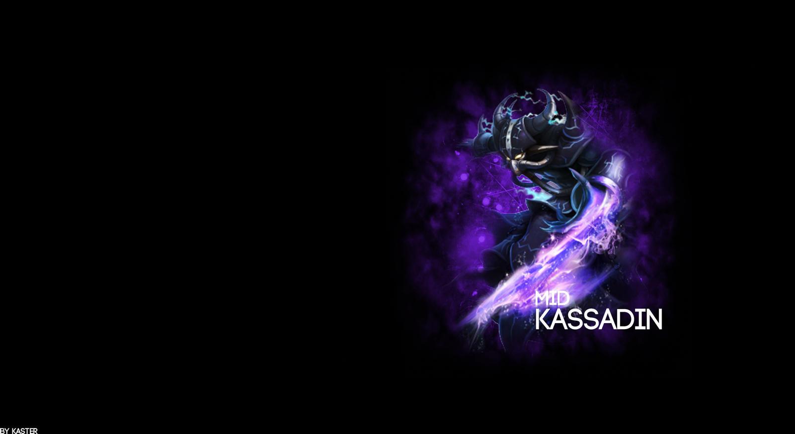 League Of Legends: Mid Kassadin by Kaster533 on DeviantArt