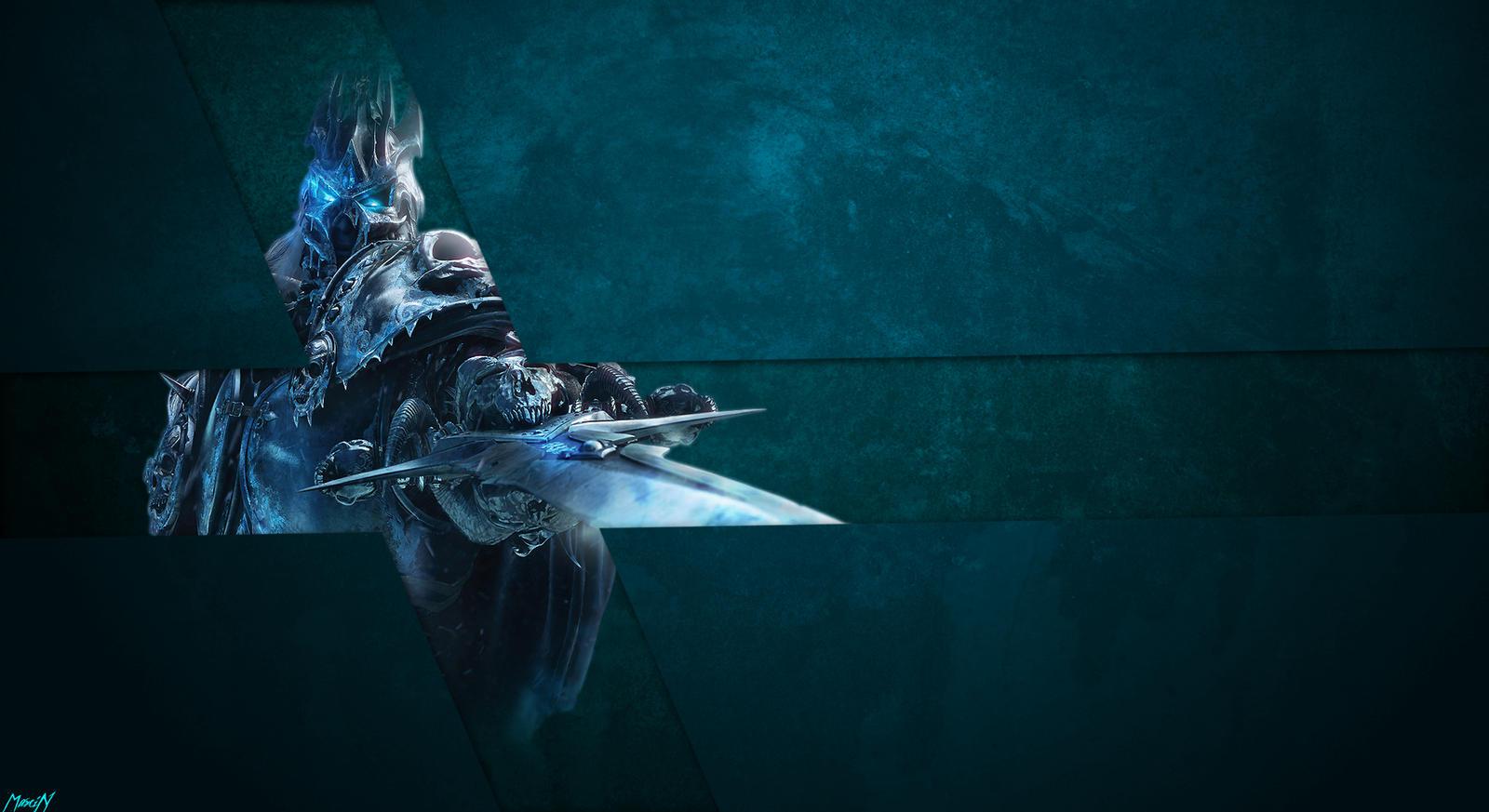 World Of Warcraft Lich King Wallpaper By Kaster533 On Deviantart