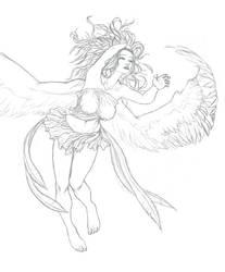 Random angel
