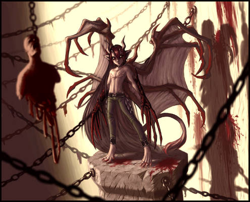 Demons Cradle