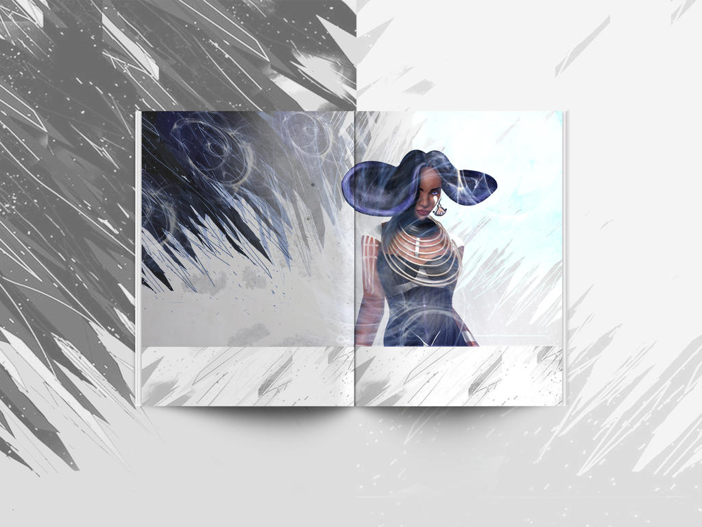 Goddesses of Africa |Thunder by arthitect91