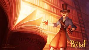 MR.POCKET : Illustration #04