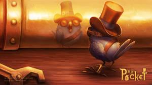 MR.POCKET : Illustration #05