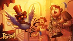 MR.POCKET : Illustration #06