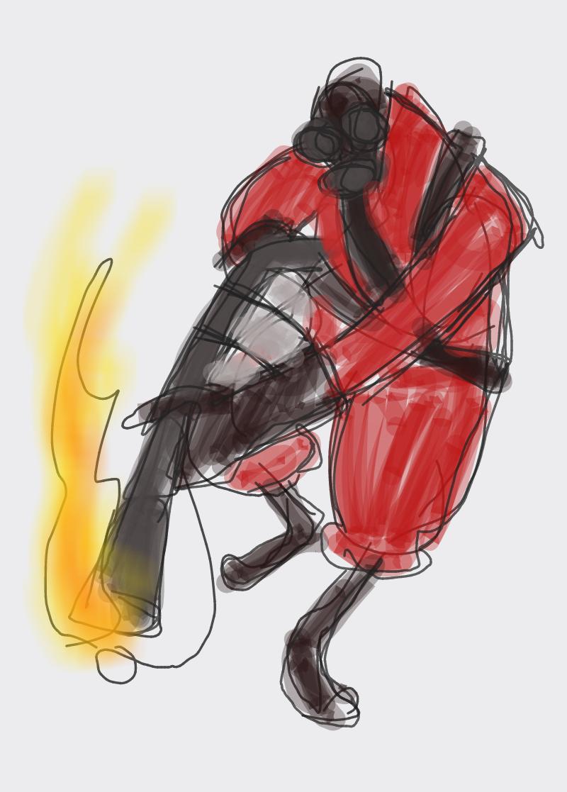 meet the pyro brigade