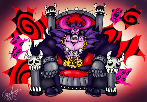 dark Lord jerry by gameboyred