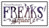 Stamp : Freaks Squeele by floangel