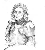 GoT : Brienne of Tarth by floangel