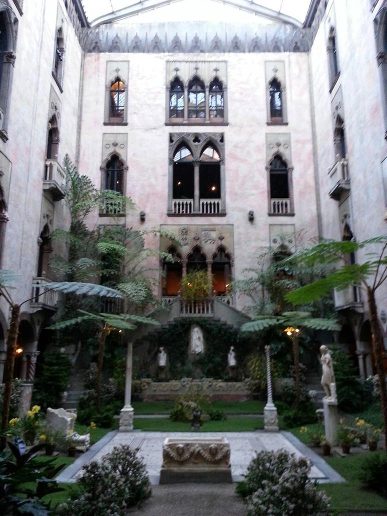 Isabella Stewart Gardner Museum By Rlinker On Deviantart