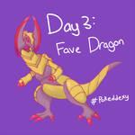 Day 3: Favorite Dragon