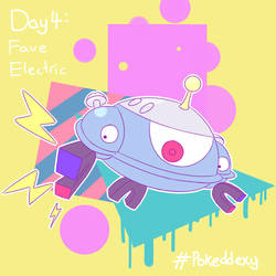 Day 4: Favorite Electric