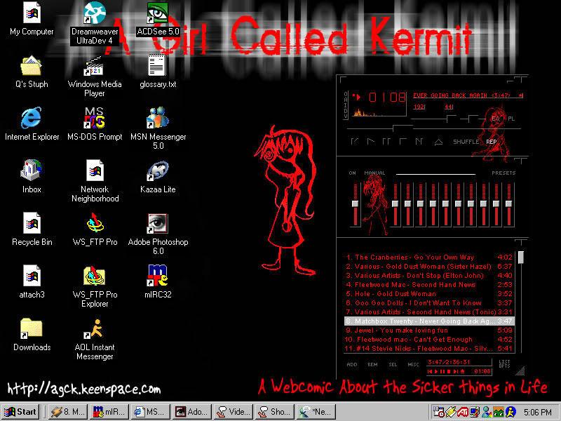 A Desktop called Kermit