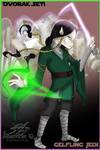 Dvorak Seti - Gelfling Jedi
