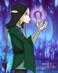 Dvorak Seti - Finding his crystal