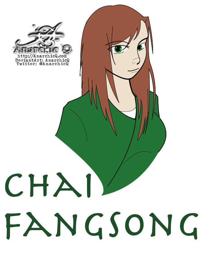 Atla/LoK OC - Chai Fangsong