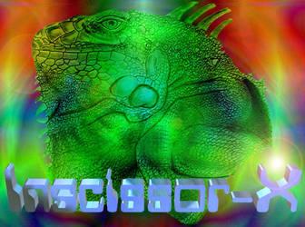 Iguana by inscissor