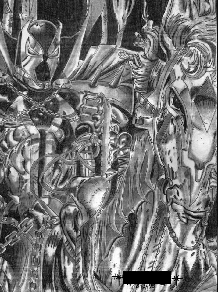 Spawn Medieval - Complete by inscissor