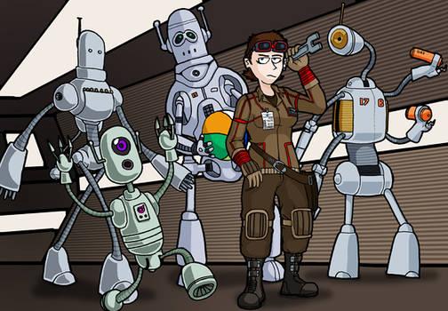 Robot Technician