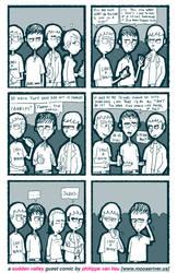 Sudden Valley Guest Comic