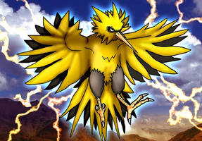 Zapdos by nick15