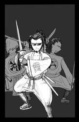 Muusugawa no Nihon - Samurai