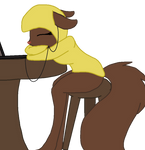 Fox nap in a hoodie - Base