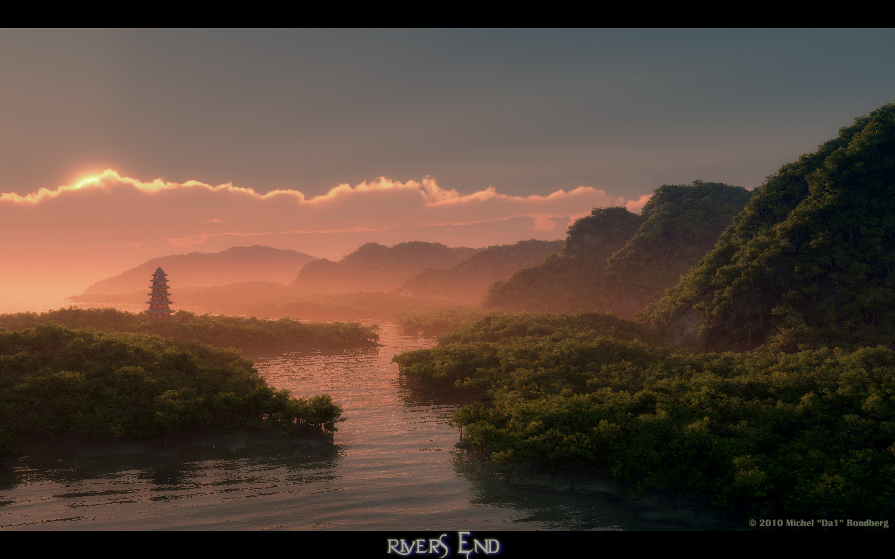 Rivers End by KnowYouAre