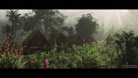 Bazzo's Bamboo Village